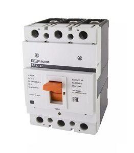 Автоматический выключатель ВА87-37 3Р 315А 35кА TDM