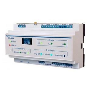 ЕМ-486 - Контроллер интерфейса по мобильной связи