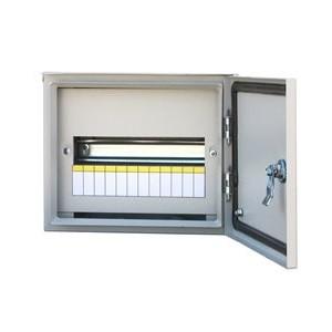 Щит распределительный навесной ЩРН-12 IP54 (250х300х120) RUCELF