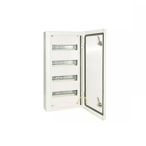 Корпус металлический ЩРН-48 IP66 НЕСТАНДАРТ (620х330х120) RAL 7035 TDM