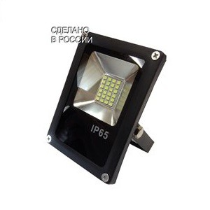 GLANZEN FAD-0001-10 - Светодиодный прожектор