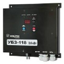 Блок защиты 1-фазного электродвигателя УБЗ-118