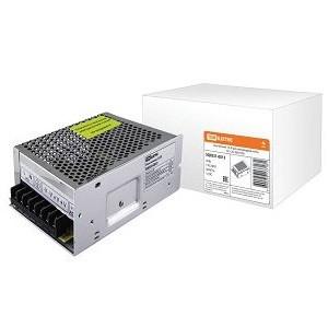 Блок питания 36Вт-12В-IP20  для светодиодных лент и модулей, метал TDM