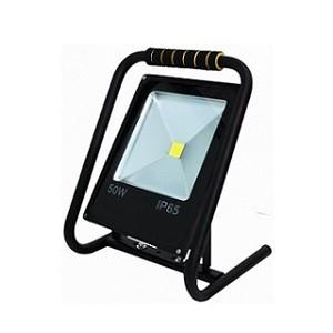 GLANZEN FAD-0016-50 (50 Вт, 6000 К, SIP) - Светодиодный прожектор переносной