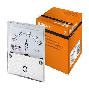 Амперметр А80П 50А-2,5, (поверенный), TDM