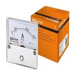 Амперметр А80Н 1500А/5А-2,5, (без поверки), TDM