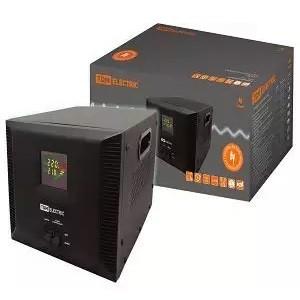 Стабилизатор напряжения СНР1-1-10 кВА электронный переносной TDM