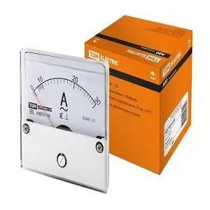 Амперметр А80ПН 30А-2,5, (без поверки), TDM
