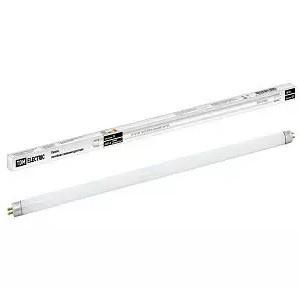 Лампа люминесцентная линейная двухцокольная ЛЛ-12/16Вт, T4/G5, 6500 К, длина 468,7мм TDM
