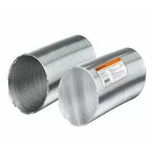 Воздуховод гофрированный алюминиевый Ø150 TDM