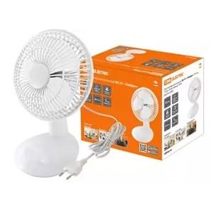 """Вентилятор настольный ВС-01 """"Тайфун"""" D15 см, 15 Вт, 230 В, белый, TDM"""