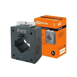Трансформатор тока измерительный ТТН  60/800/5-10VA/0,5S TDM