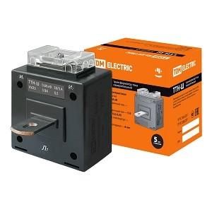 Трансформатор тока измерительный с шиной ТТН-Ш  30/5- 5VA/0,5 TDM