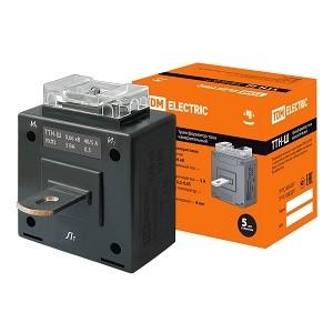 Трансформатор тока измерительный с шиной ТТН-Ш  40/5- 5VA/0,5 TDM
