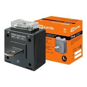 Трансформатор тока измерительный с шиной ТТН-Ш  60/5-5VA/0,5 TDM