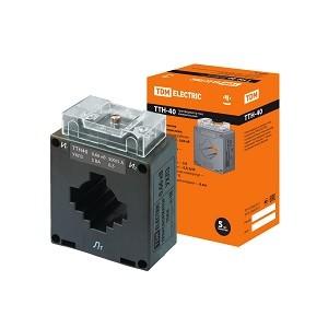 ТТН  40/500/5- 5VA/0,5 TDM