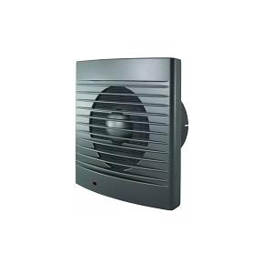 Вентилятор бытовой настенный 100 С-3, графит TDM