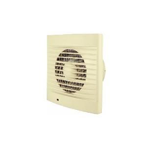 Вентилятор бытовой настенный 150 С-1, слоновая кость TDM