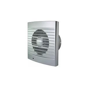 Вентилятор бытовой настенный 150 С-5, серебро TDM