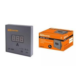 Цифровой амперметр ЦП-А80 60А-1,0 (без поверки) TDM