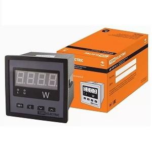 Цифровой ваттметр (однофазный) ЦП-ВТ72/1 0-9999МВт-220В-0,5 (акционный) TDM