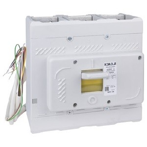 Выключатель автоматический ВА51-39-341510-400А-1600-690AC-РНН230AC-УХЛ3-КЭАЗ