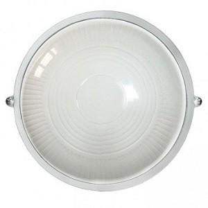 Светильник  BLS-1301 белый/круг 60Вт IP54 EKF Basic
