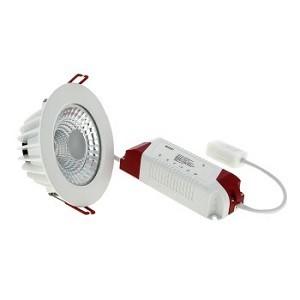 Светодиодный светильник Даунлайт FLD-RW 17Вт 4000К белый EKF Proxima