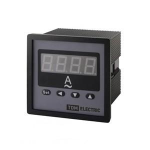 Цифровой амперметр ЦП-А72 0-9999А-0,5-Р TDM