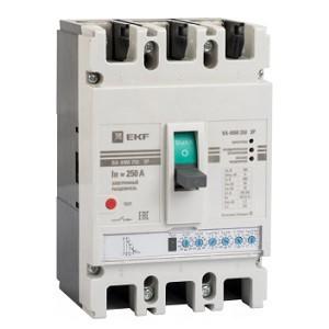 Выключатель автоматический ВА-99М  250/250А 3P 50кА с электронным расцепителем EKF PROxima